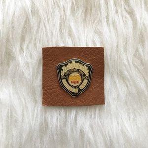 '80s / Jack Daniels Pin